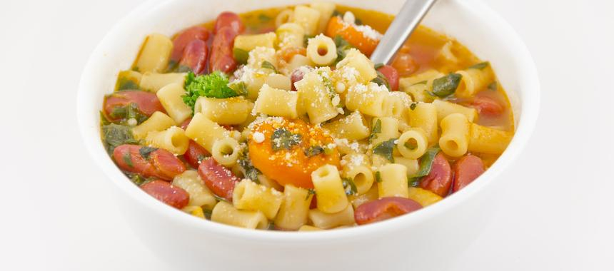 Lamb Pasta And Fagioli recipe