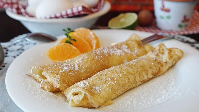 Quick And Easy Pancakes recipe