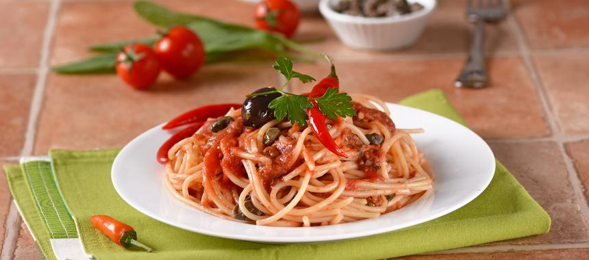 Chilli Spaghetti recipe