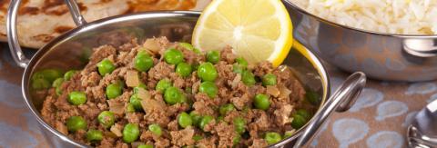 Keema Matar (Beef With Peas)