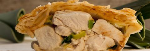 Chicken & Leek Pie (Traditional Irish Recipe)