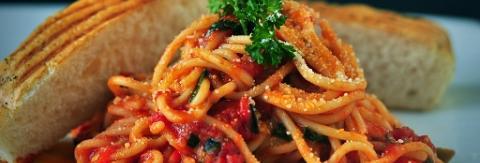 Spaghetti With Tuna