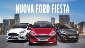 Nuova Ford Fiesta Le Offerte Del Mese Di Novembre Della Blu Center