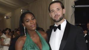 Serena Williams scrive alla figlia: «Mai smettere di giocare»