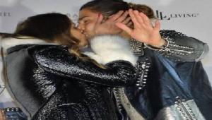E' amore tra Ivana Marzova e Luca Onestini, baci e conferme tra i due concorrenti del GF Vip