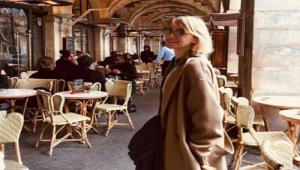 Naomi Watts è innamorata di Parigi
