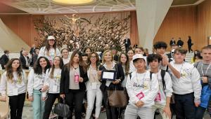 """46111b4c0a """"Includiamo per vincere"""" il progetto della scuola media di Corropoli  premiato da MIUR e"""