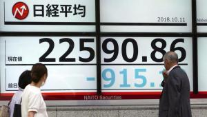 7e2fda485c 08:40 | Tokyo, la Borsa chiude in calo: Nikkei -0,