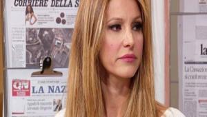 Adriana Volpe non accetta la pace con Giancarlo Magalli: