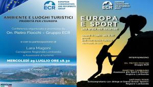 Doppio appuntamento a Lecco su ambiente, turismo e sport Eventi a Lecco