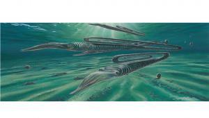 Papo 39476 GIGANTE Kraken 11 cm acqua mondo novità 2020