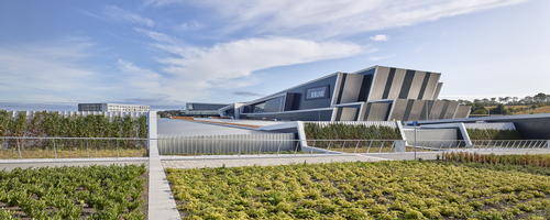 INVEST ABERDEEN: THE NEW ABERDEEN EXHIBITION & CONFERENCE CENTRE (AECC) - INVEST ABERDEEN