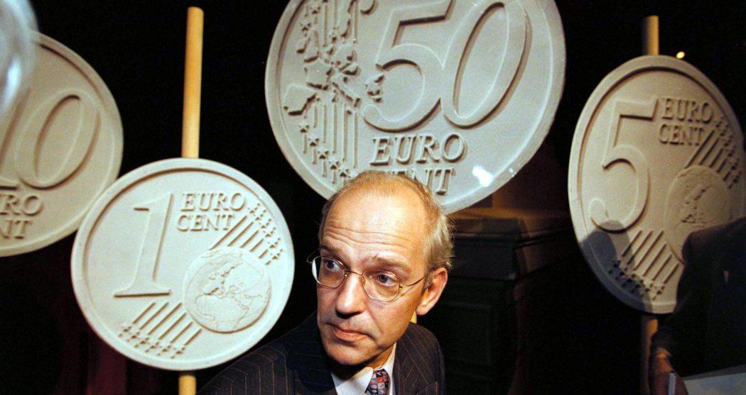 Minister Gerrit Zalm in 1997