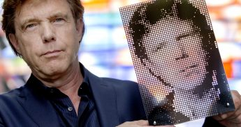 John de Mol vereeuwigd in The Wall of Fame