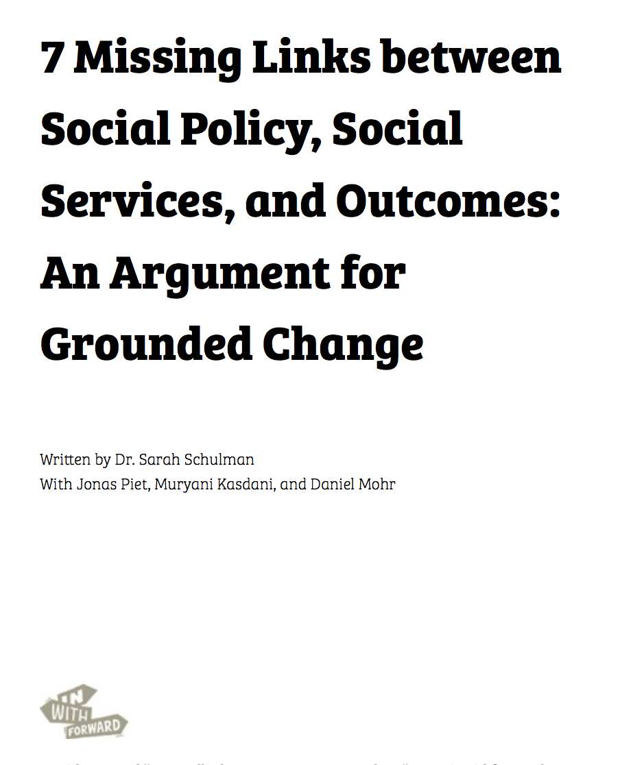 Grounded Change paper