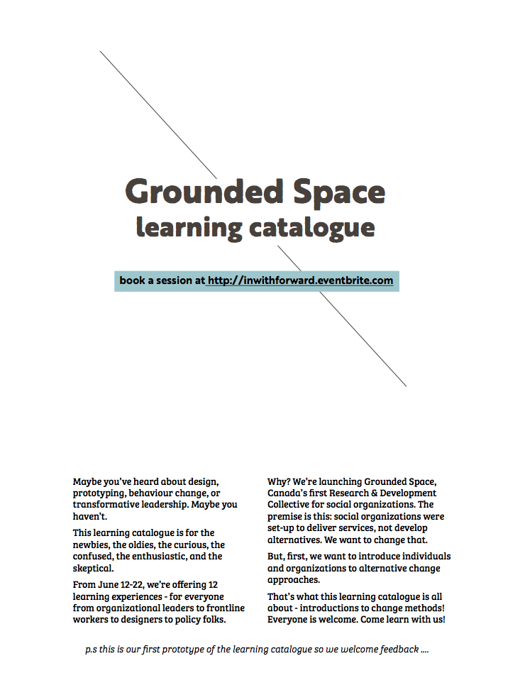 learning catalogue