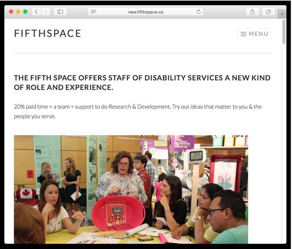 fifthspace-website