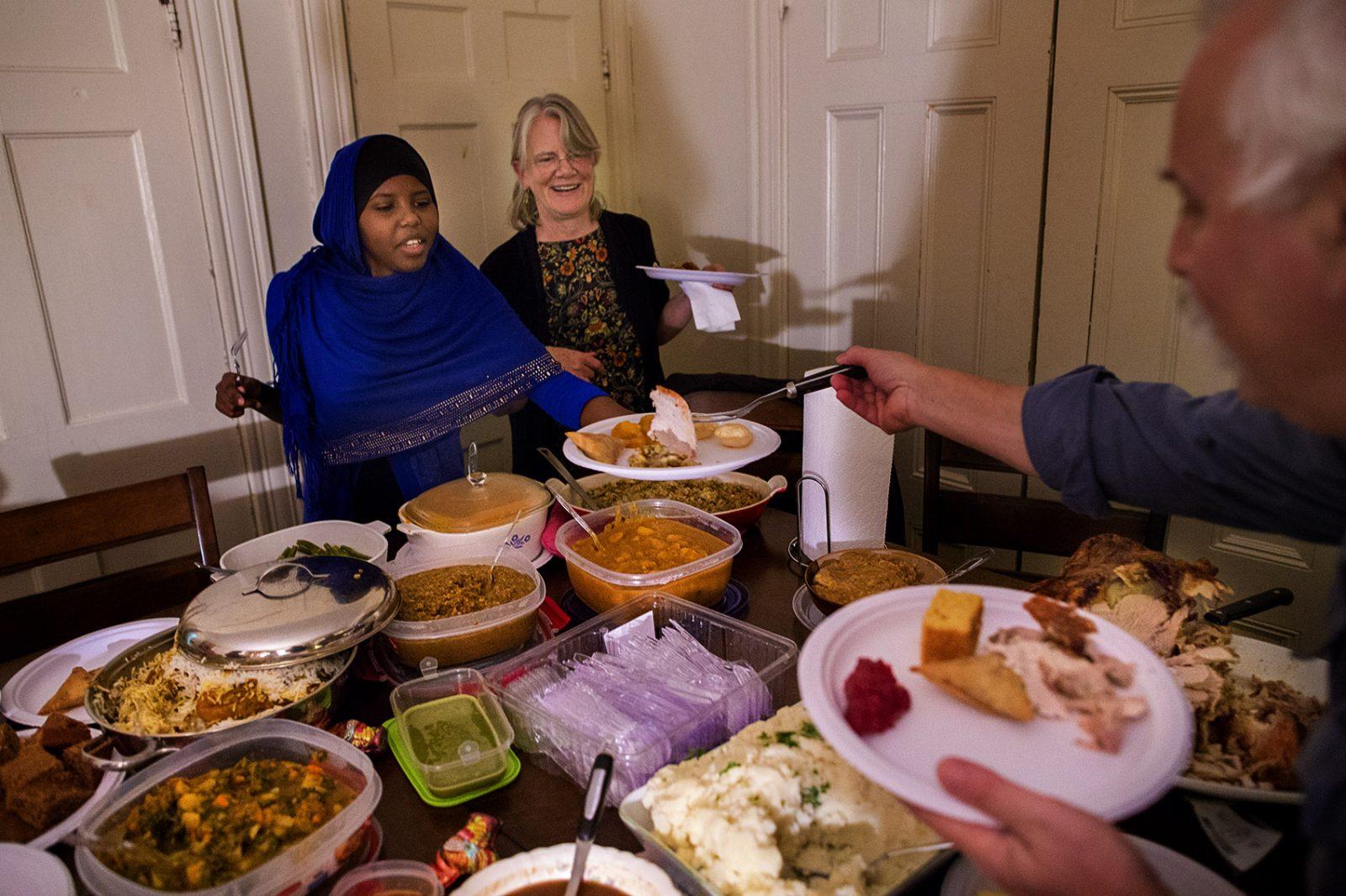 refugee meals