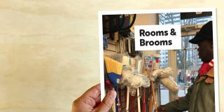 Rooms & Brooms by InWithForward