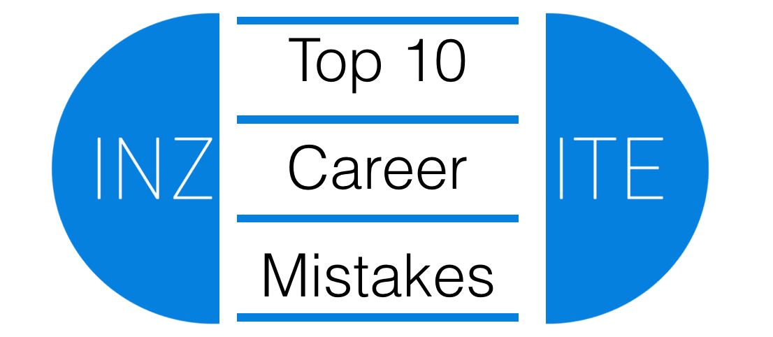 Top 10 Career Mistakes
