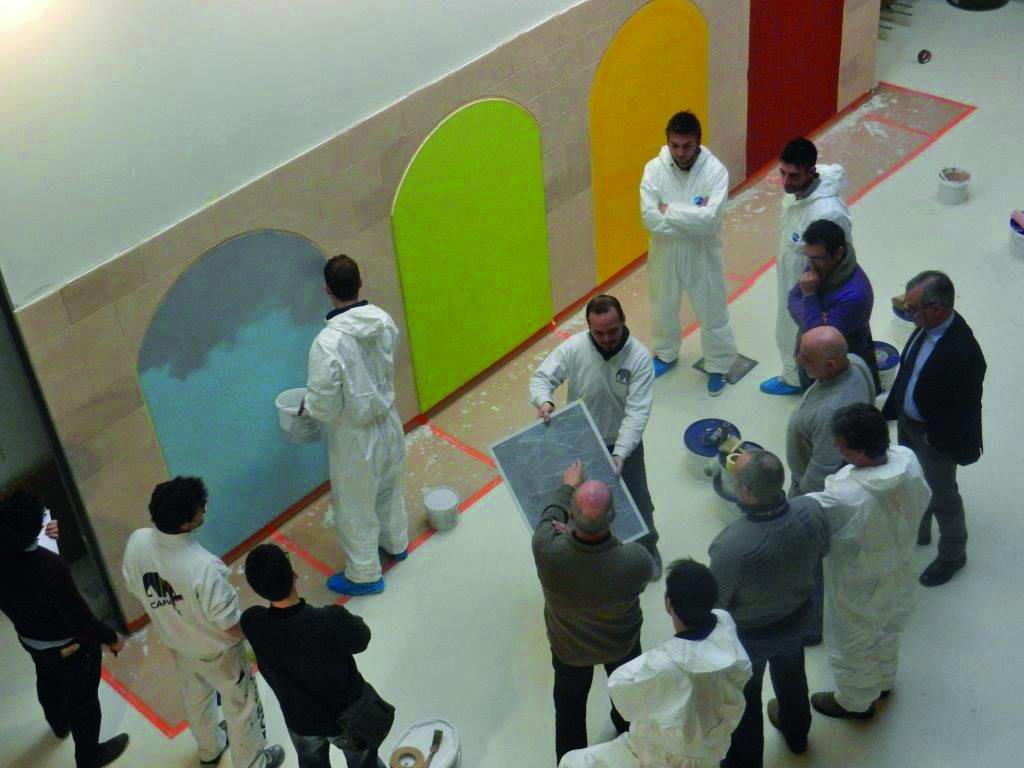 A2a+b Sistemi di pitturazione