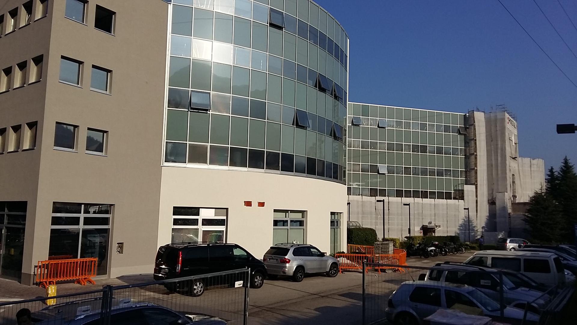 Centro Commerciale Direzionale BIG CENTER Trento