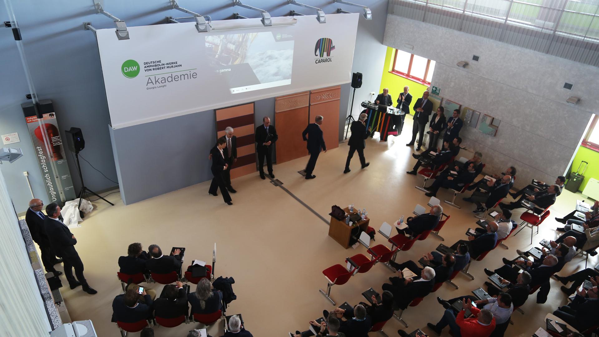 Riunione Forza Vendita Caparol - Vermezzo, 12-13 aprile 2018