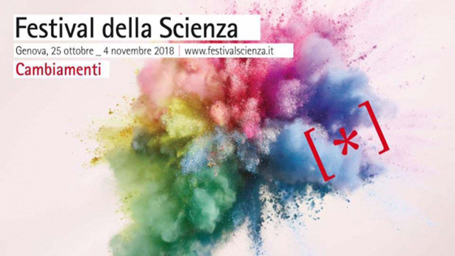 Caparol al Festival della Scienza di Genova