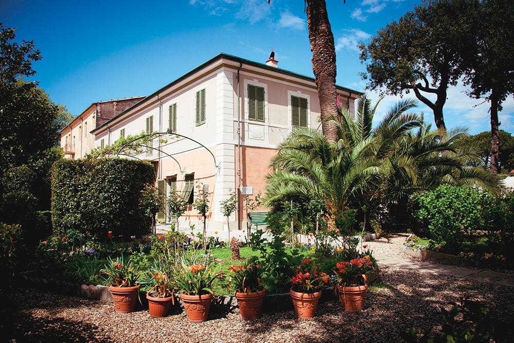 Villa Museo Puccini, Torre del Lago (LU) - Intervento di restauro storico conservativo
