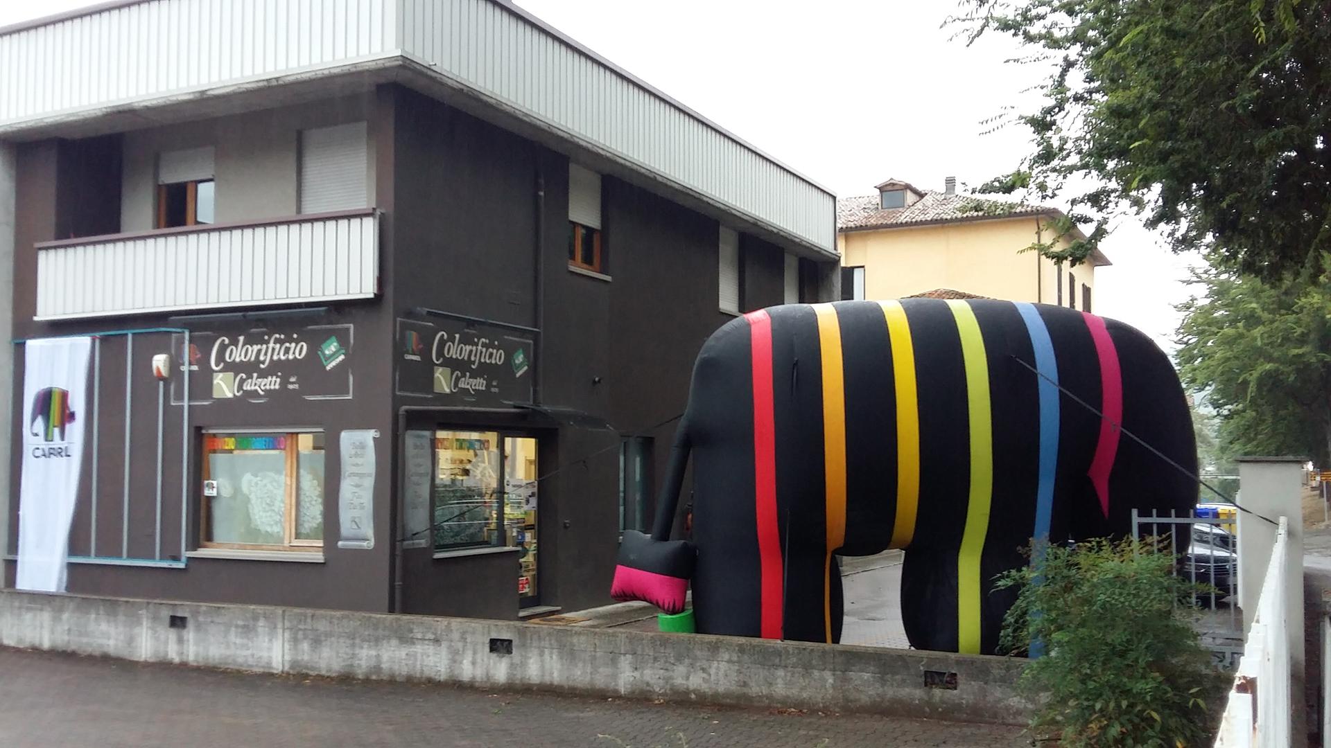 Caparol colora i sapori della XXII edizione del festival del Prosciutto di Parma