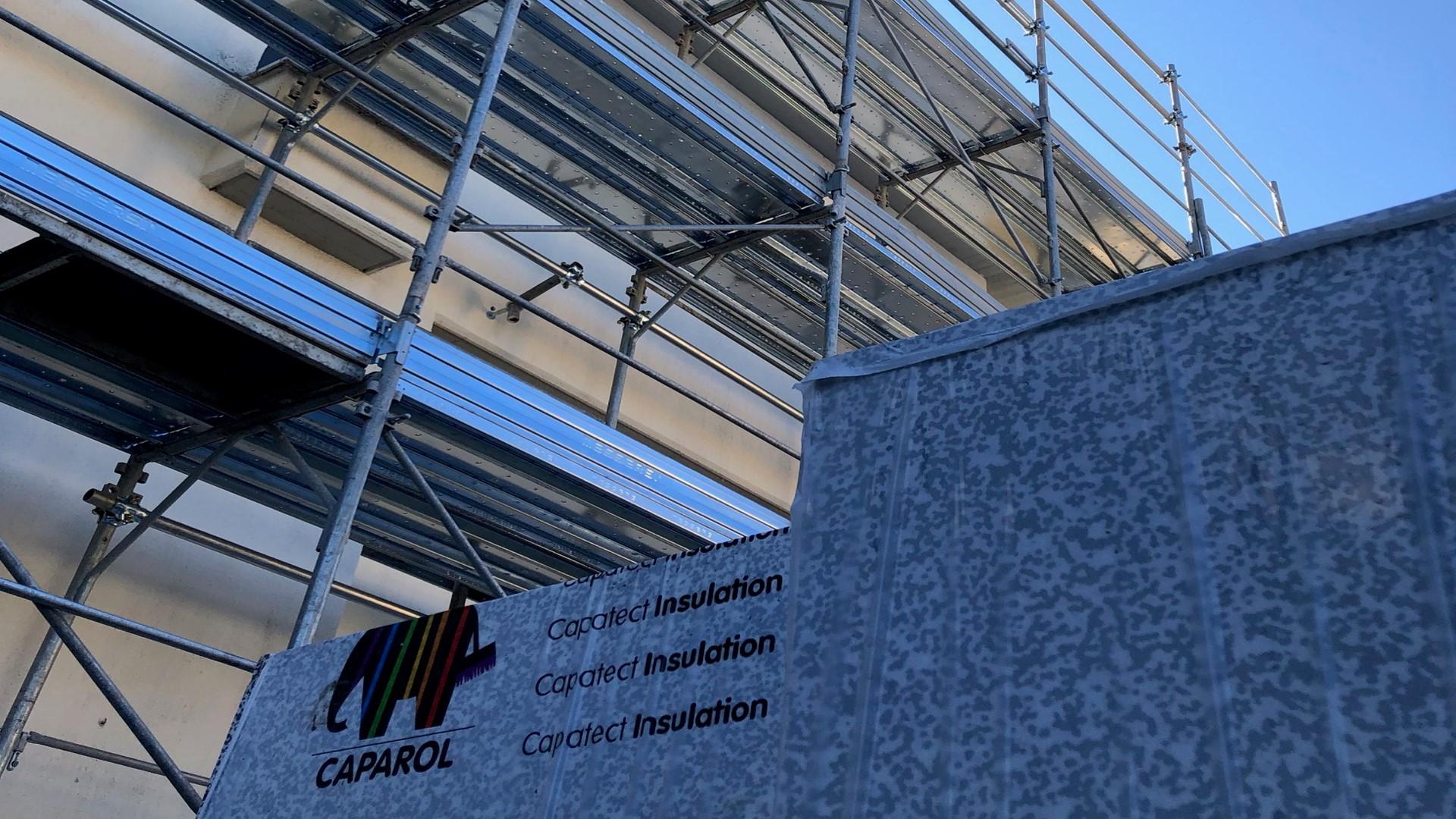 Il Superbonus 110% a Foligno grazie a Vital Srl con Caparol e Bea Color