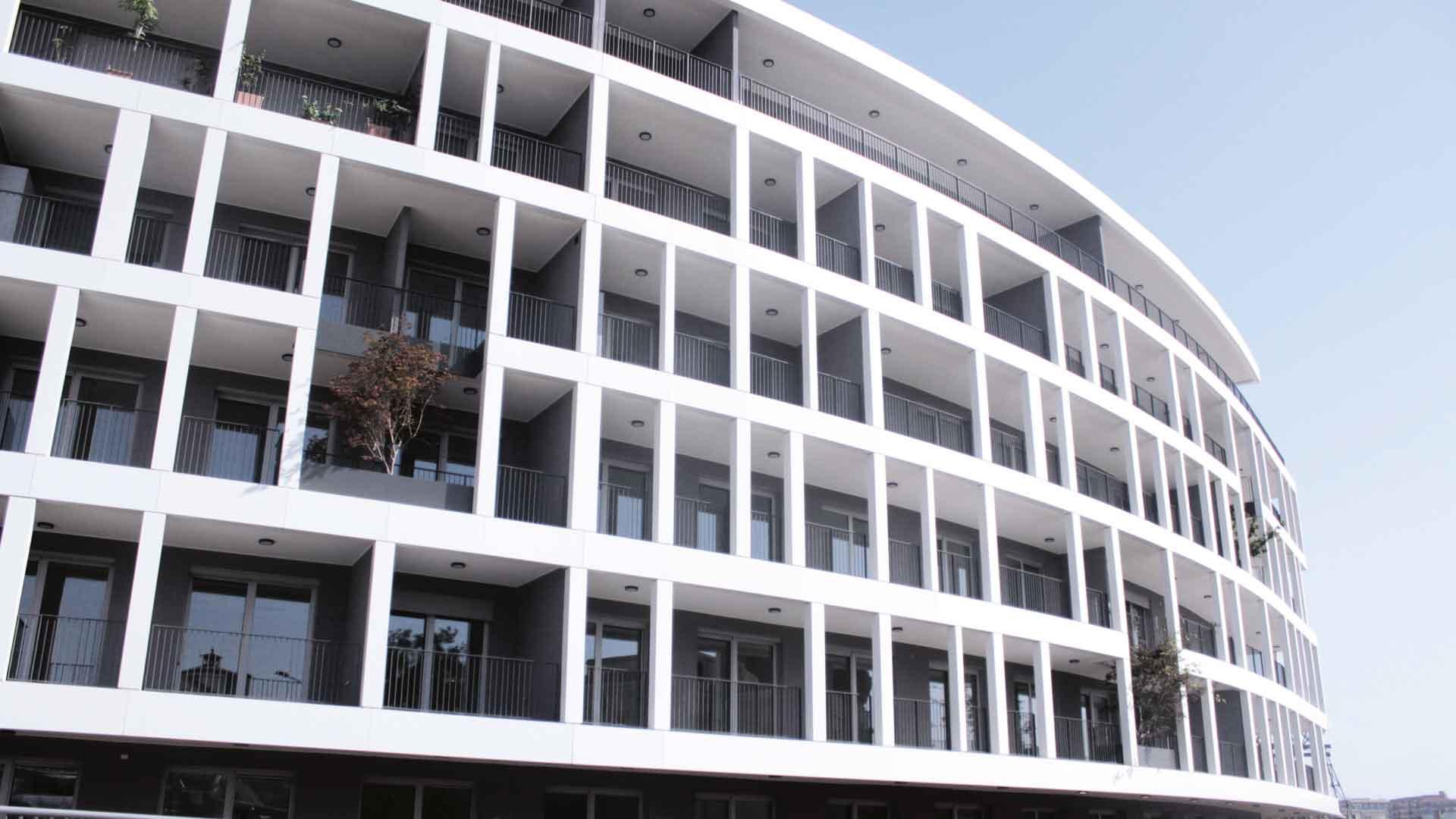 Complesso residenziale Portofluviale 71