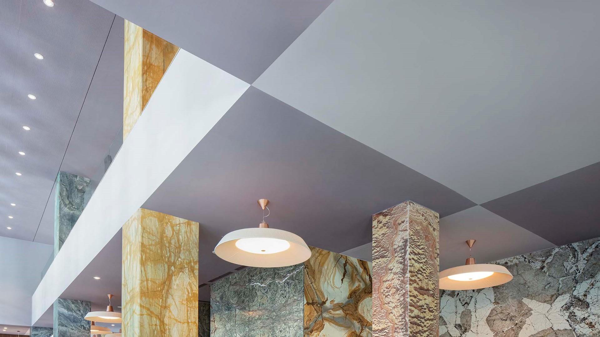 L'innovativo e raffinato Hotel Milano Verticale sceglie Caparol per i suoi interni esclusivi