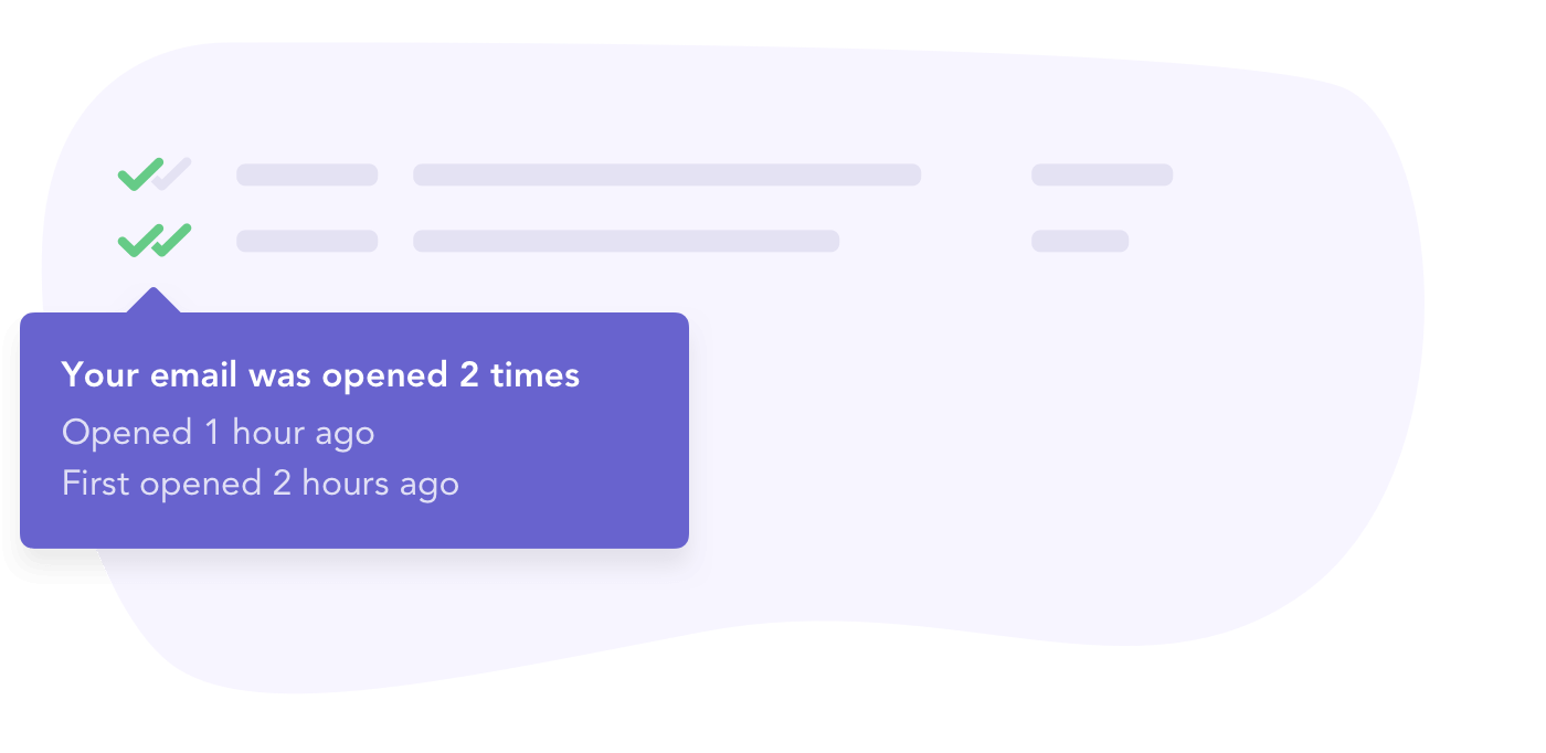 Email tracking for Gmail — Mailtrack