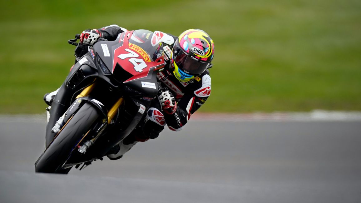 TODD IMPRESSES IN FIRST YEAR WITH HONDA FACTORY