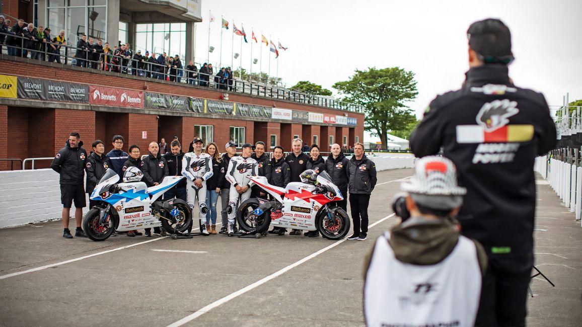 GREATEST TT TEAMS: MUGEN MOTORSPORT