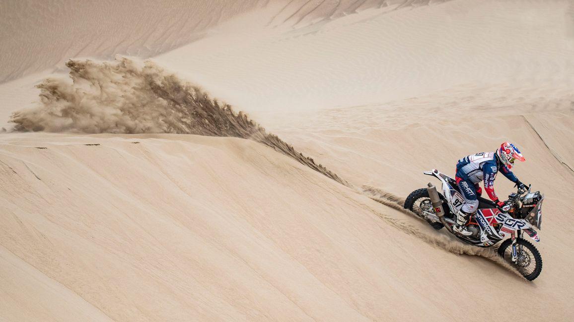 Julien Toniutti Dakar 2019