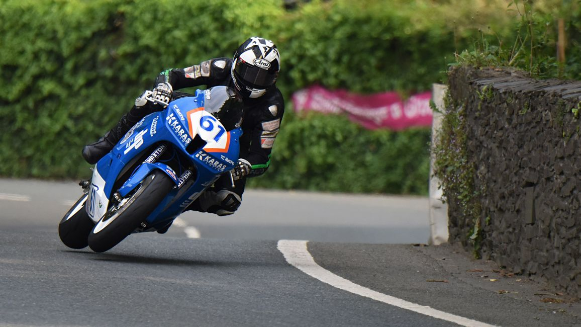 Julian Trummer TC Racing News