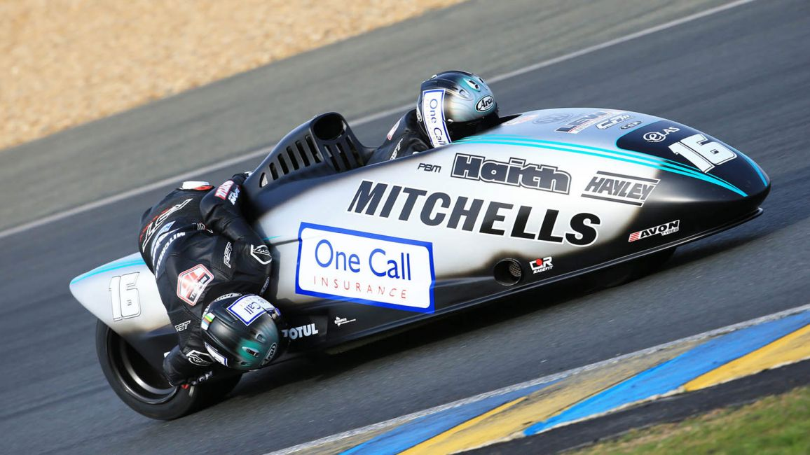 POSITIVE WEEKEND FOR BIRCHALL RACING AT LE MANS