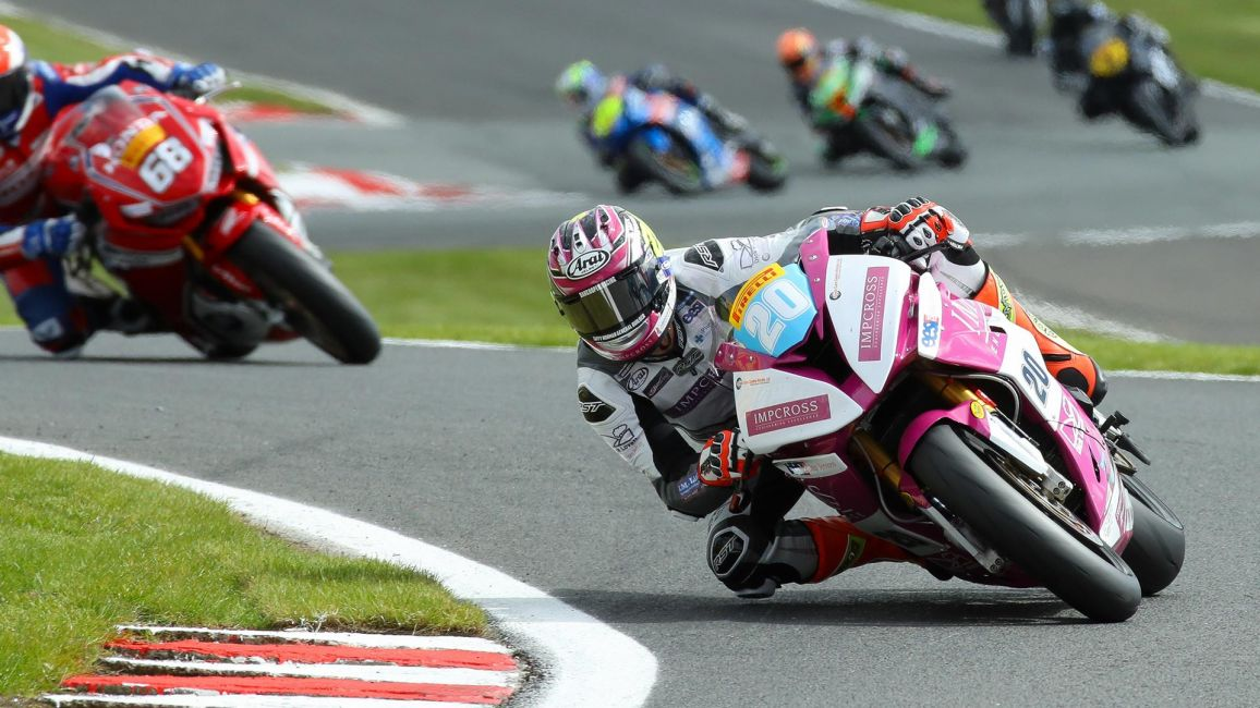Strong Outing For Dan Cooper at Oulton Park