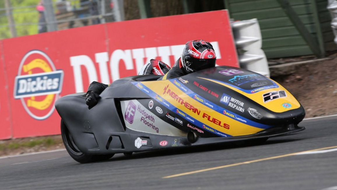 CROWE BROTHERS CONTINUE PREPARATIONS FOR TT DEBUT