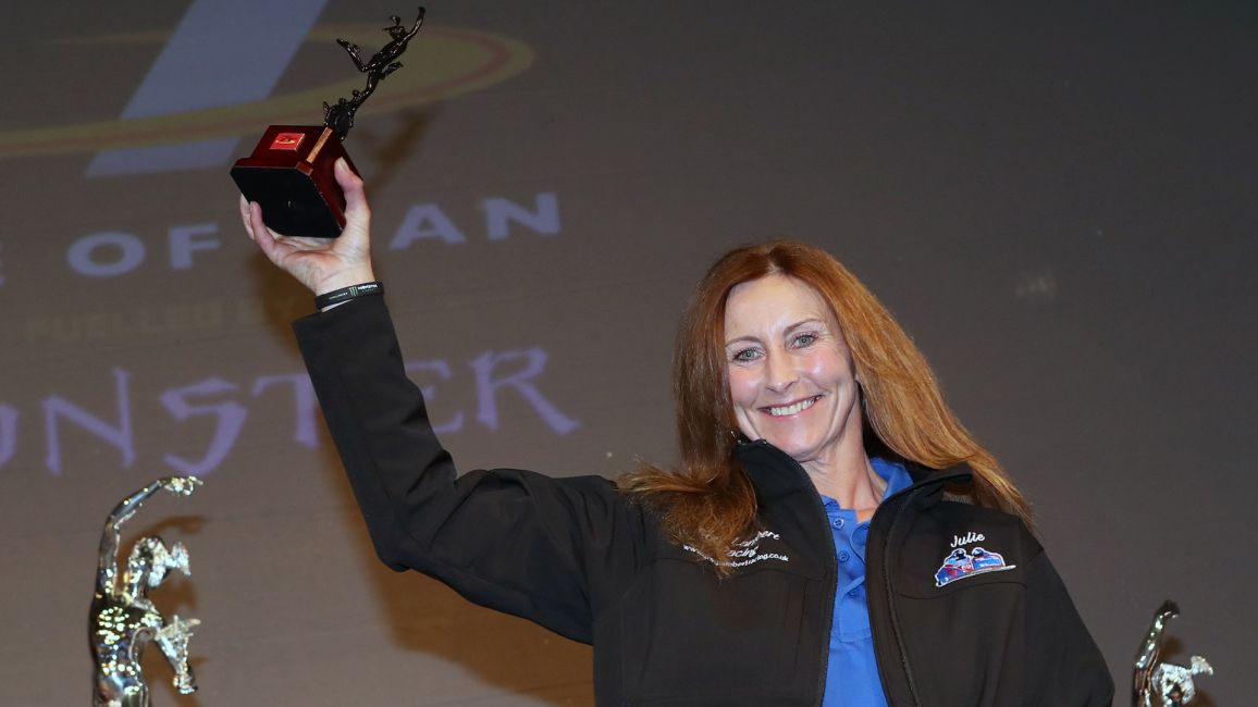 Julie Canipa to be awarded the Susan Jenness Trophy