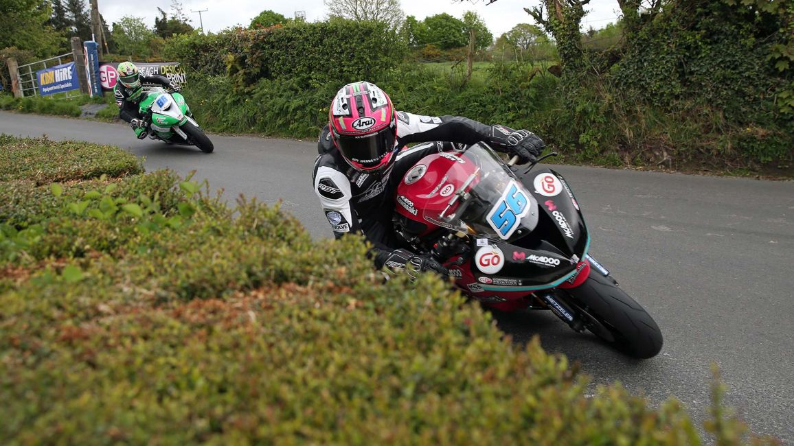 2019 ROAD RACING SEASON GETS UNDER WAY AT COOKSTOWN
