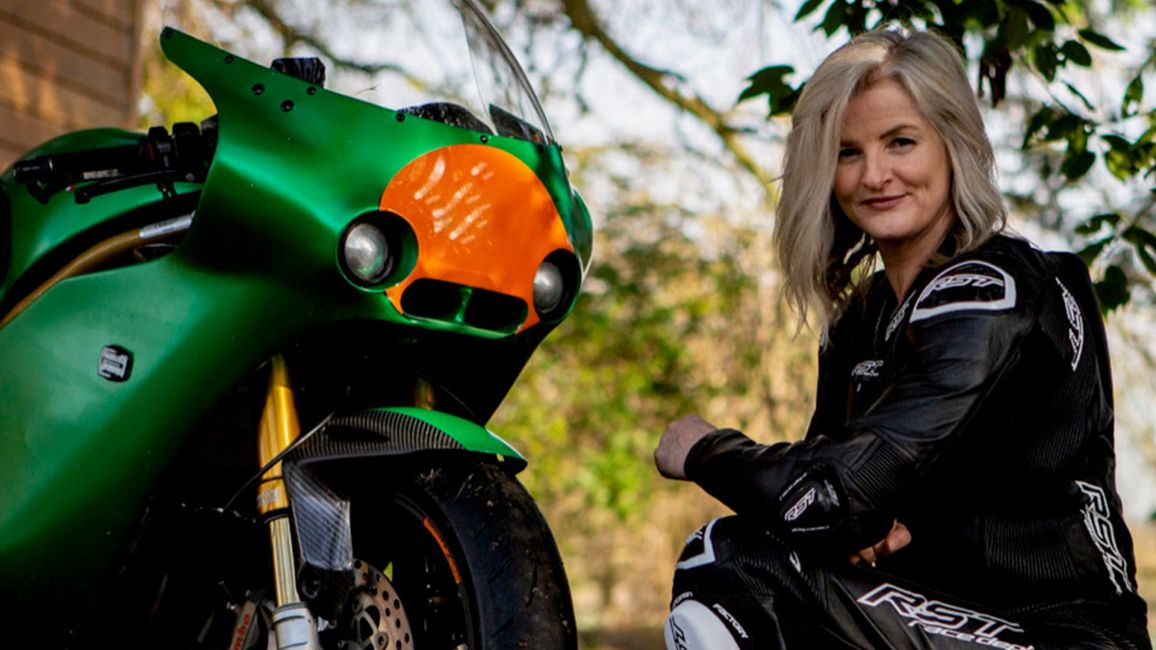 MARIA COSTELLO SECURES PATON MACHINERY FOR TT 2019