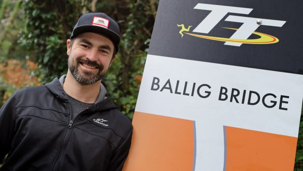 Continuing the family's association with the island, Jim's son Rennie makes his TT debut in 2022 with PRF Racing.