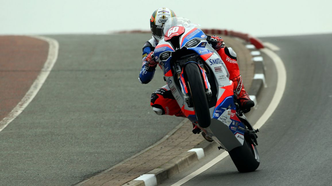 HICKMAN TAKES FIRST HONOURS AT NW200