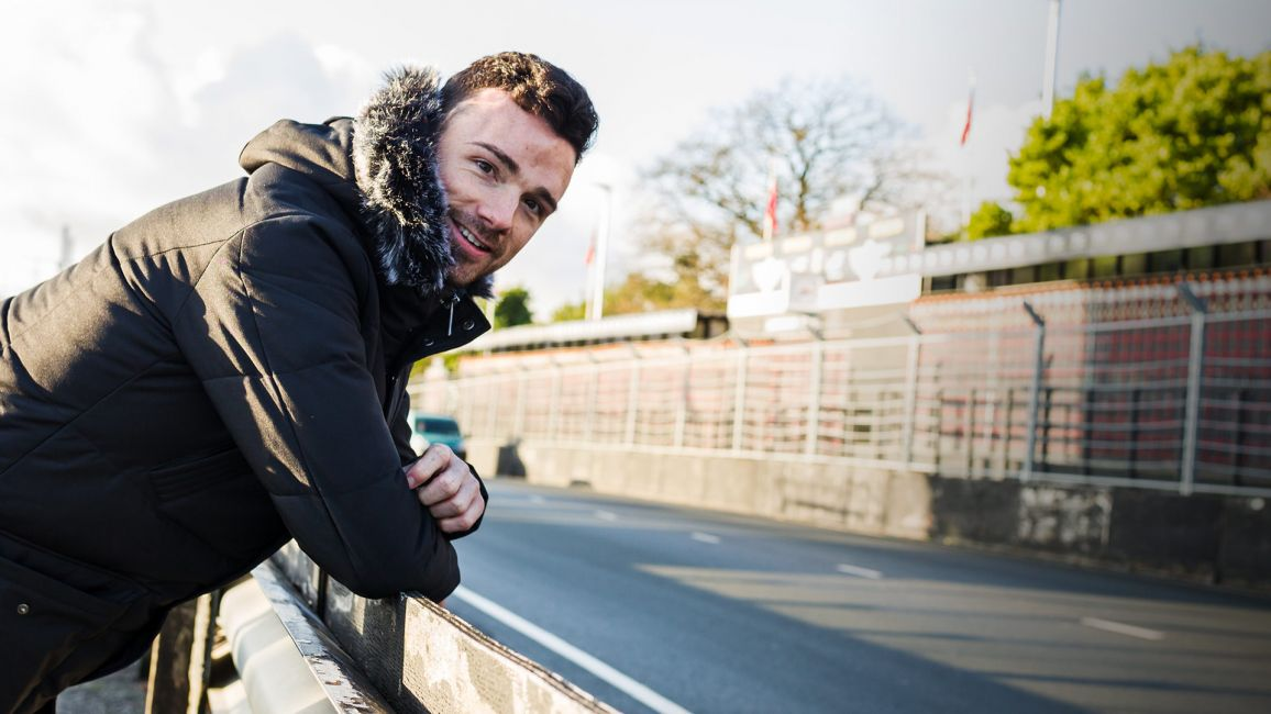 IRWIN CONTINUES PREPARATION FOR TT DEBUT