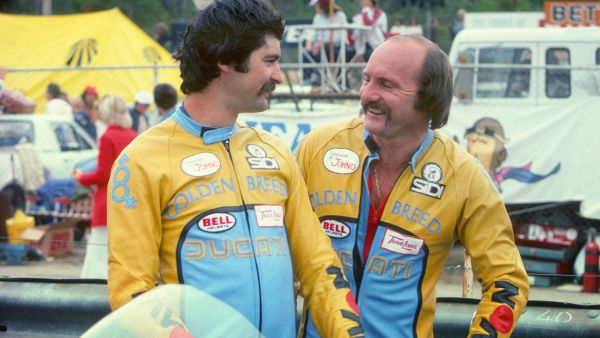The Golden Breed! Jim and Mike teamed up once more for the 1978 Castrol Six Hour.
