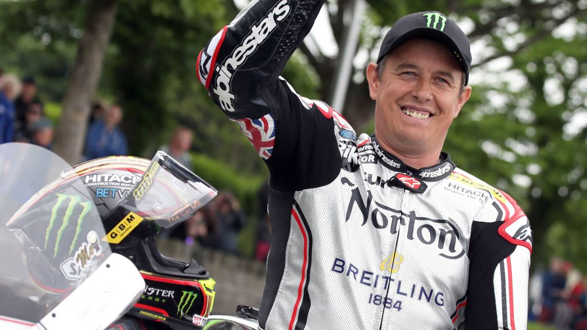 McGuinness and Hutchinson Book Signing Announced For TT Launch