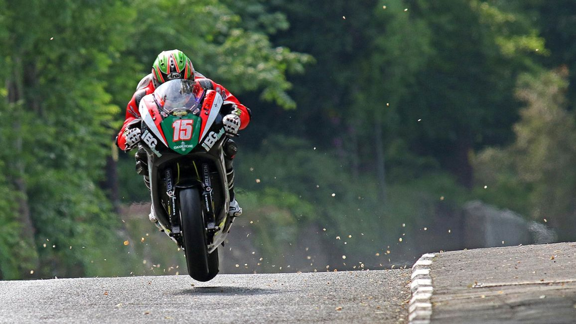 KMR KAWASAKI ATTACK TT 2019 WITH HIGH QUALITY FOUR MAN LINE UP